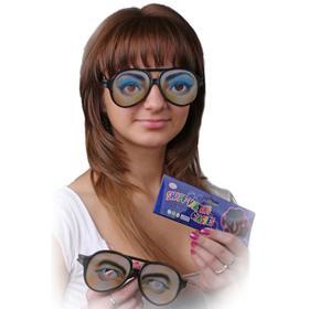 Карнавальные очки «Глаза», мужские и женские, виды МИКС в Донецке