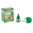 Комплект Москилл Флакон с жидкостью от комаров 30 мл. + Электрофумигатор
