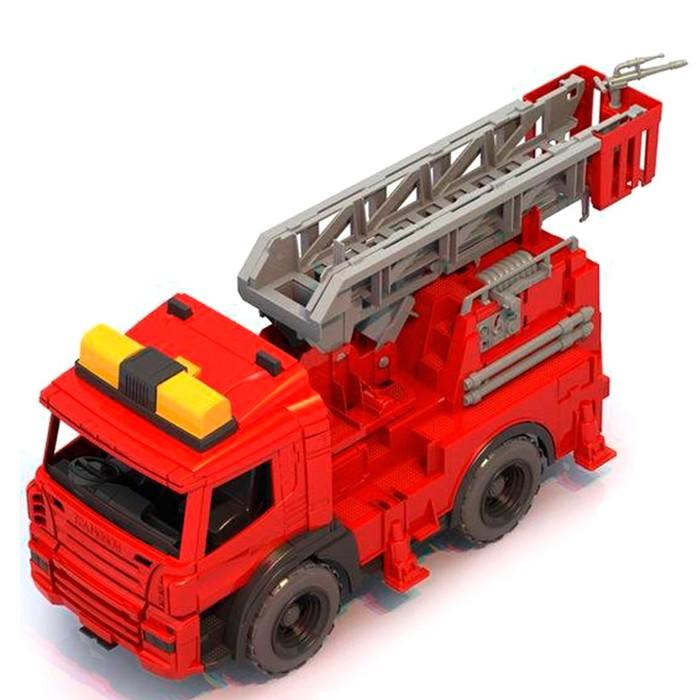 Автомобиль «Пожарная машина», МИКС - фото 1722554