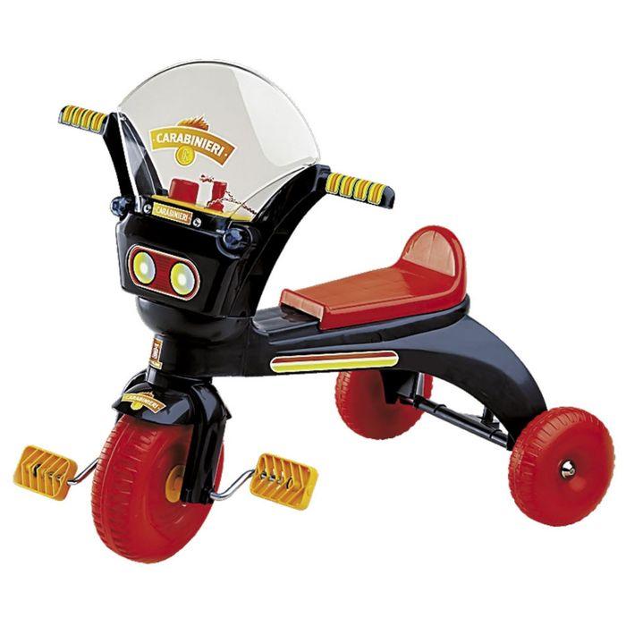 Велосипед «Карабинер», с гудком-пищалкой