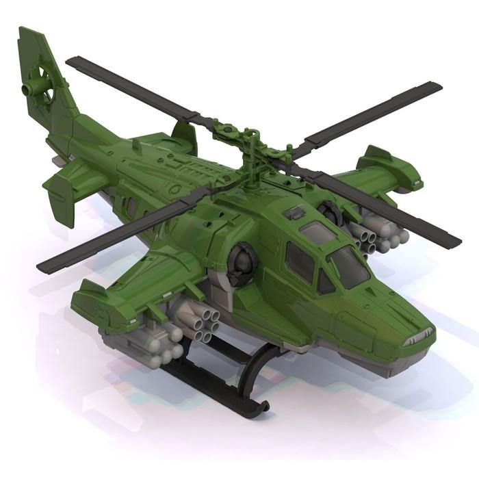 Вертолет «Военный»