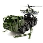 Военный тягач «Щит», с вертолетом - фото 105650637