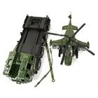Военный тягач «Щит», с вертолетом - фото 105650639