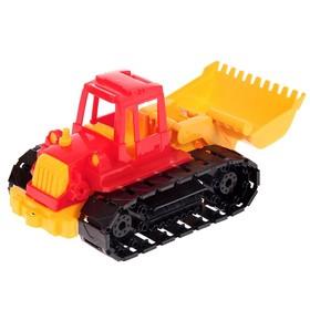 Трактор «Байкал», с грейдером