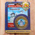 монеты с изображением Воронежа