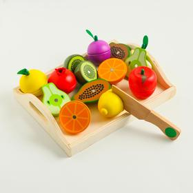 Набор «Солнечные фрукты», на подносе