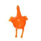 """Мялка с водой """"Курица"""" с яйцом, цвет оранжевый"""