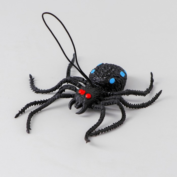 """Funny rubber spider """"Horse"""""""