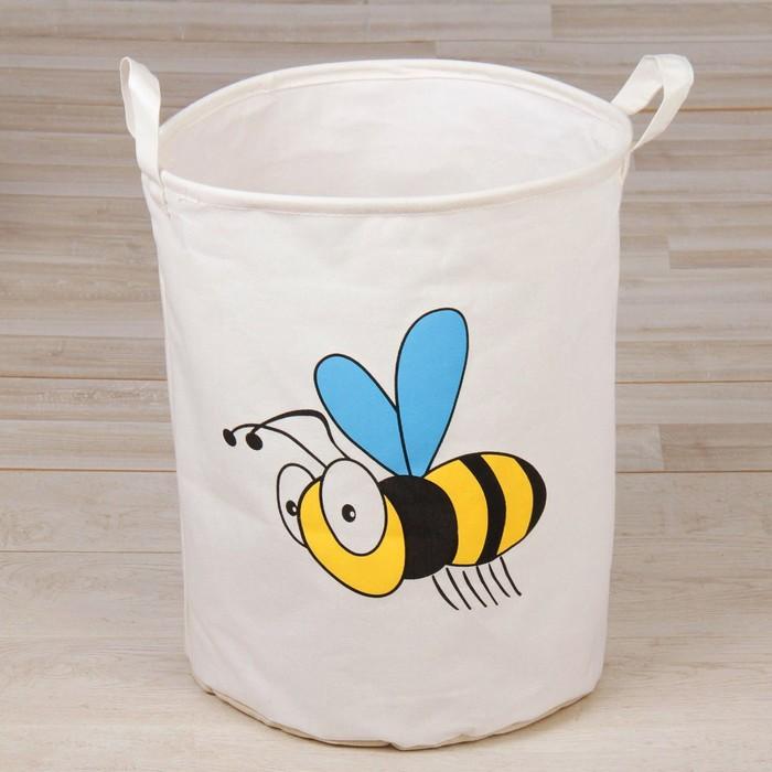 Корзина водонепроницаемая «Пчёлка»