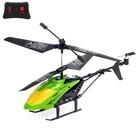 """Вертолет радиоуправляемый """"Эксперт"""", работает от аккумулятора, 3,5 канала, свет, МИКС"""