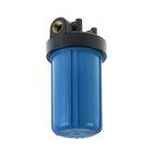 """Корпус для фильтра """"Нептун"""" BP-35, внутренняя резьба, 1"""", синий"""
