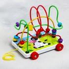 """Serpentine maze on wheels """"Cow"""""""