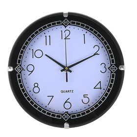 """Часы настенные, серия: Классика, """"Мия"""" d= 28.5 см, дискретный ход"""