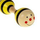 Маракас двусторонний «Пчёлка», средний - фото 105638218