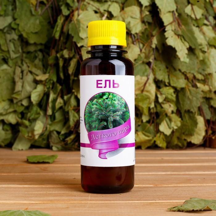 Ароматическая смесь натуральная для бани , ванны Ель 100мл