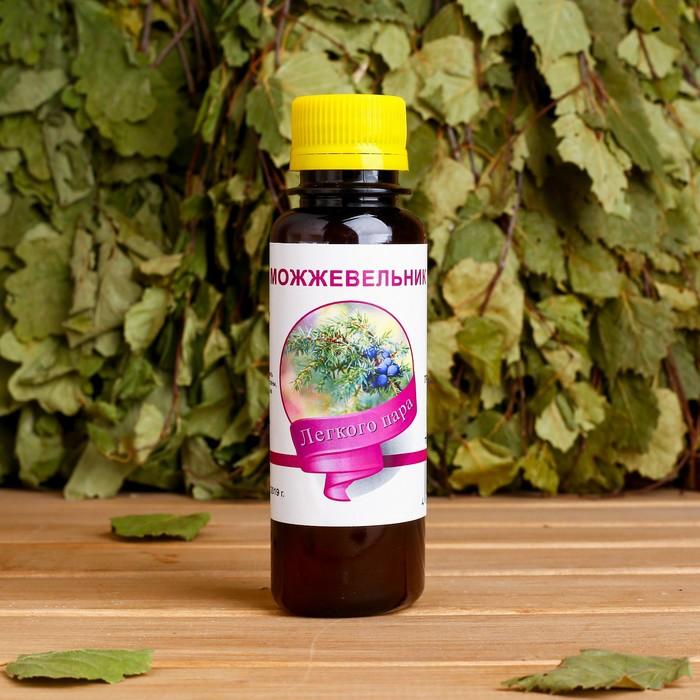 Ароматическая смесь натуральная для бани , ванны Можжевельник 100мл