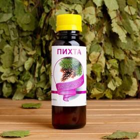 Ароматическая смесь натуральная для бани , ванны Пихта 100мл Ош