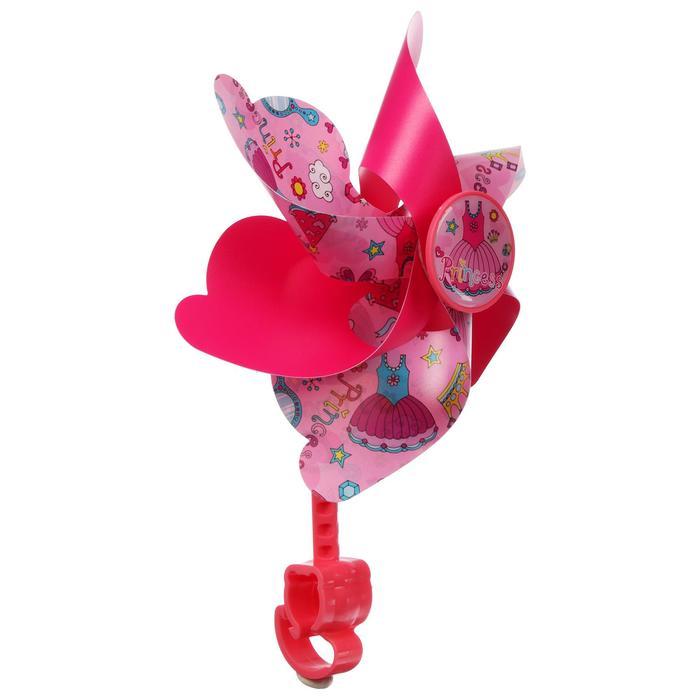 Ветряная мельница STG, цвет розовый