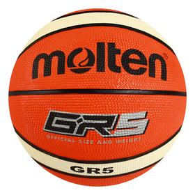 Мяч баскетбольный Molten BGR5-OI, размер 5 Ош