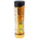 Мяч теннисный Head ATP 4B, набор 4 штуки ,одобрено ITF, сукно, натуральная резина
