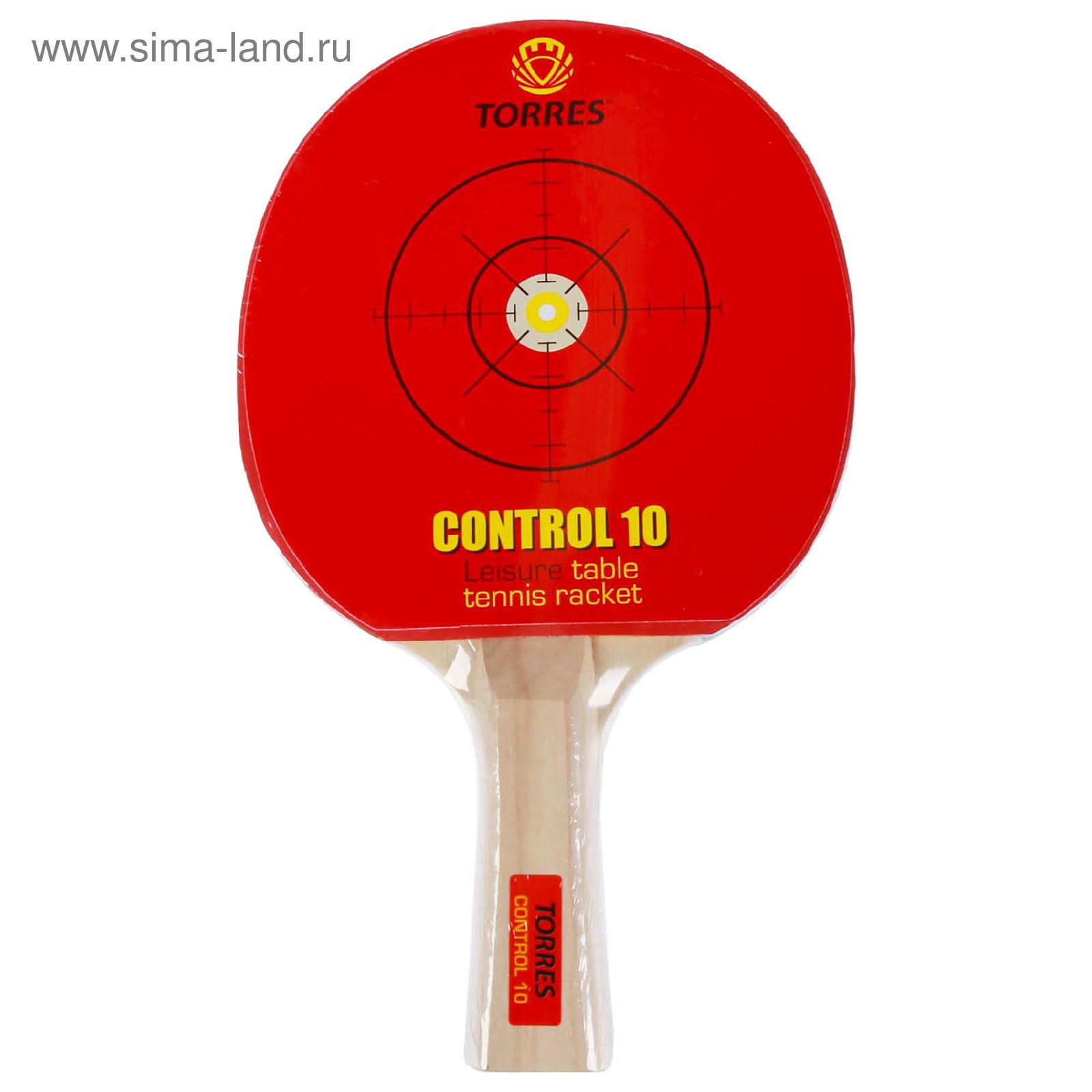 Ракетка для настольного тенниса Torres Control 10 c569ffead4a83