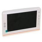 """Цветной видеодомофон Rexant 45-0330, 7"""", hands free, сенсорный, белый"""