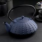"""Чайник с ситом 1 л """"Байсан"""", цвет синий"""