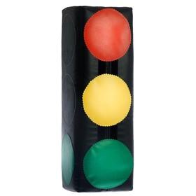 Мягкий модуль «Светофор», дидактический