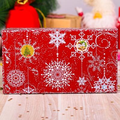 Набор коробок 6 в 1 «Узоры» 22.5 × 12.5 × 7.5‒32 × 22 × 11.5 см