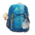 Рюкзак школьный Deuter Schmusebar 34*20*16, бирюзовый 36003-3006