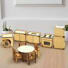 "A set of furniture for dolls ""Kitchen"""