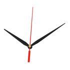 Комплект из 3-х стрелок для часов черные 74/100 (1021) (фасовка 100 наборов)