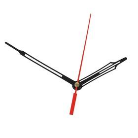 Комплект из 3-х стрелок для часов черные 70/104 (2045) (фасовка 100 наборов) Ош