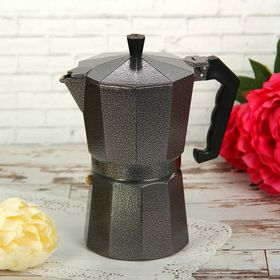 Кофеварка гейзерная «Мрамор», на 9 чашек