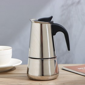 Кофеварка гейзерная «Стил», на 4 чашки
