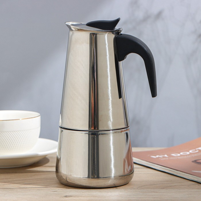 """Geyser coffee maker """"Style"""", for 6 cups"""