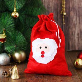 Карнавальный мешок «Дед Мороз»