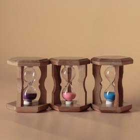 """Clocks """"bamboo Stalk"""", 10.5x6.5x6.5 cm, mix"""