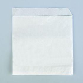 Пакет бумажный фасовочный, «Уголок», из жировлагостойкой бумаги 15,5 х 17 см Ош