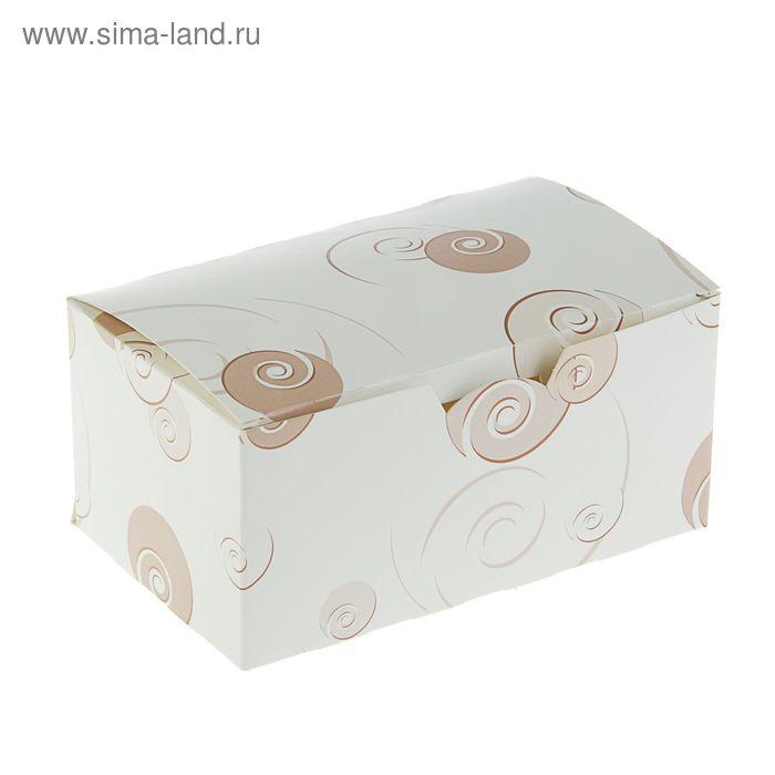 Упаковка для продуктов, с рисунком, 15 х 9 х 7 см