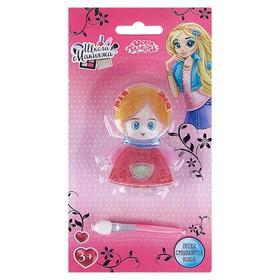 Набор блесков для девочки «Куколка»
