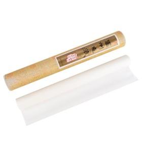 Rice paper 35 g / m², width - 690 mm, roll length - 10 m