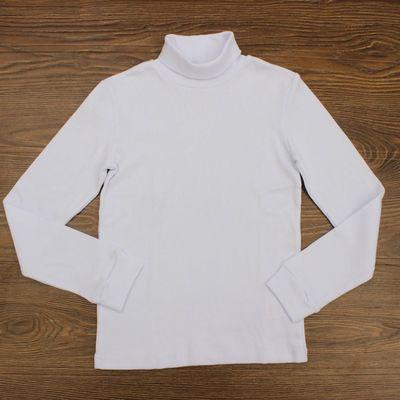 Водолазка детская, рост 146 см, цвет белый CAJ 61166