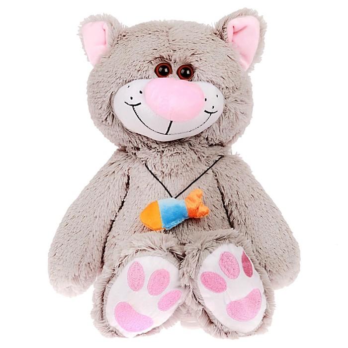 Мягкая игрушка «Кошка», 55 см - фото 726739877