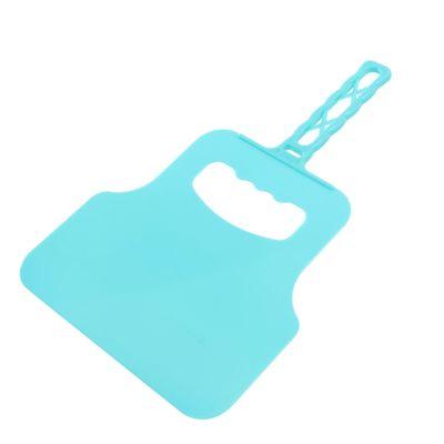 Опахало для мангала 32х21 см, цвет МИКС