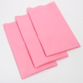 A set of children's rainproof cloths, 90x70 cm, 3 PCs, MIX color