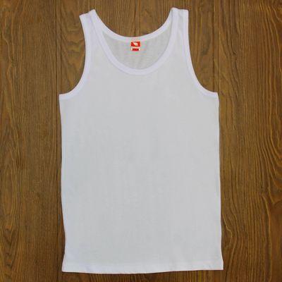 Майка для мальчика, рост 92 см, цвет белый CAK 2303 _М