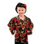 Цыганская рубаха, рост 110-116 см