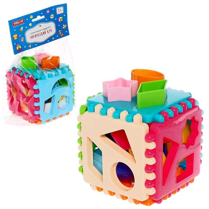 Логический куб подарочный - фото 105585260