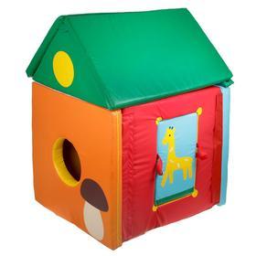 Мягкий модуль «Игровой домик»
